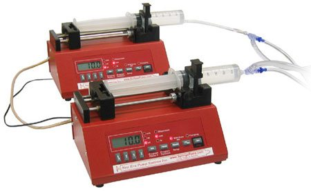 Continuous Infusion Syringe Pump System