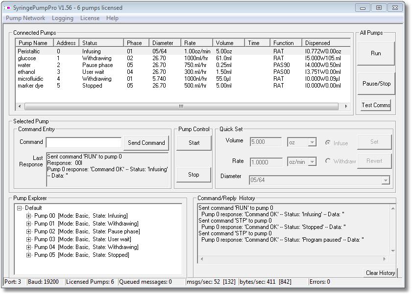 SPP Screenshot