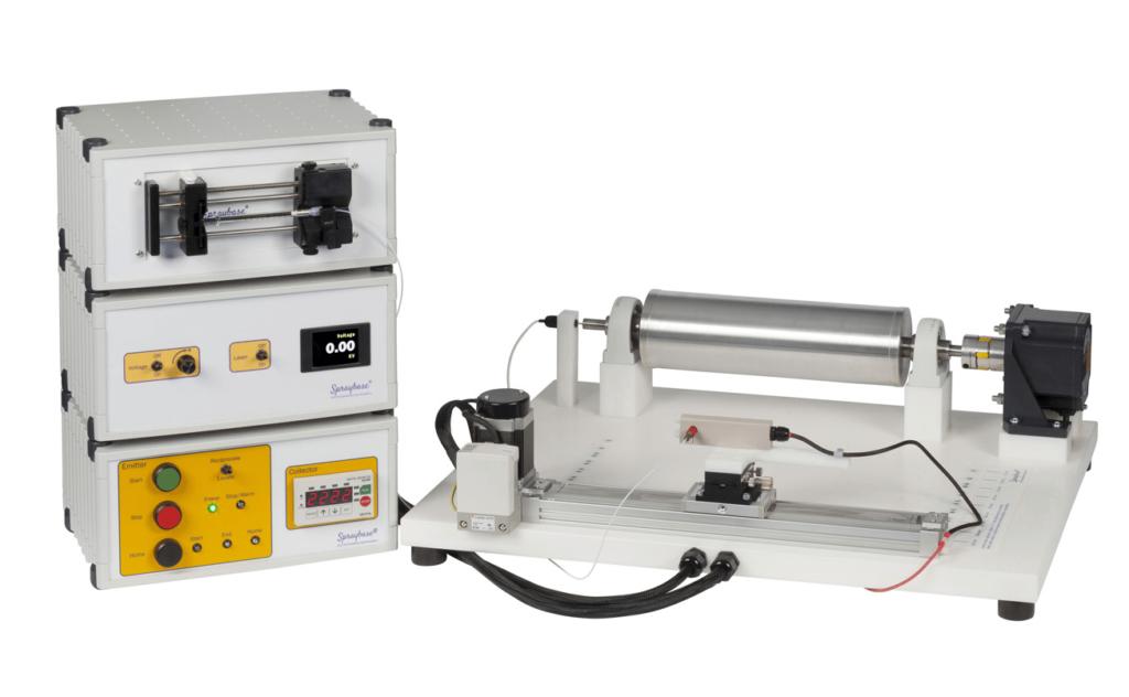 Spraybase Electrospinning Rotating Drum Kit