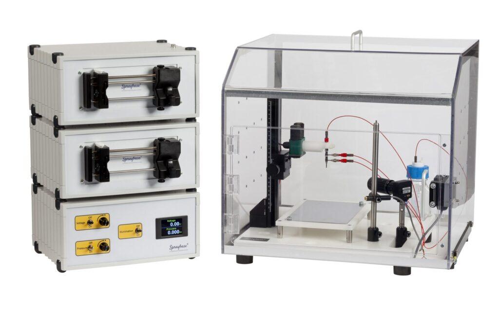 Spraybase Co-Axial Kit Electropsinning Kit