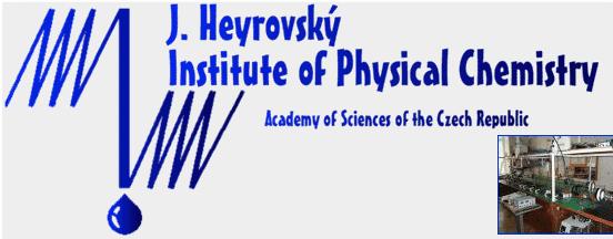 J Heyrovsky Institute Of Physical Chemistry