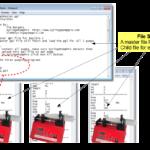 Multiple pump file sets