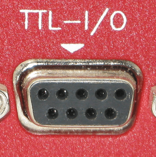 TTL Inputs and Outputs - SyringePumpPro