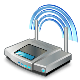 SPP wireless router icon