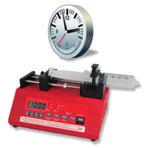 Pump programming time delay