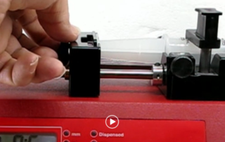 Loading Syringe Video Snap